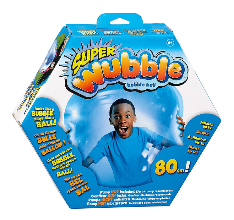 Wubble NS20166.4390 Super Wubble Game without Pump Blue