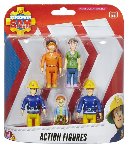 Fireman Sam Action Figures