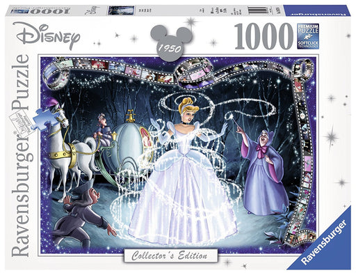 Ravensburger Disney Collector's Edition Cinderella 1000pc Jigsaw Puzzle