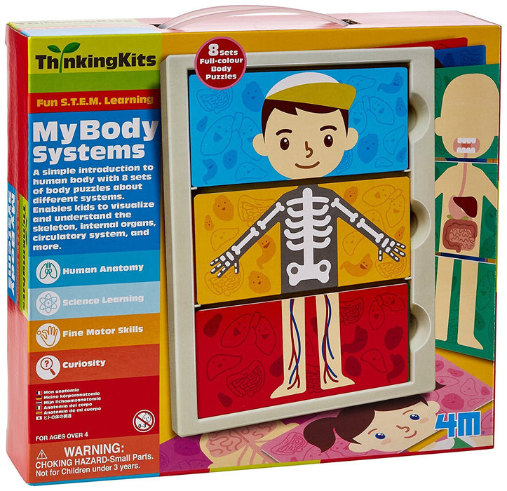 4M Thinking Kits - My Body systems