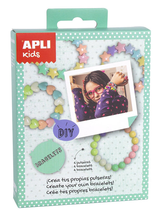 Apli Apli14708 Make Your Own Bracelets Mini Kit