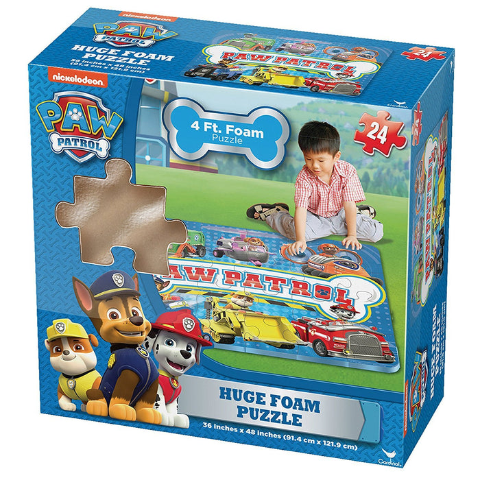 Paw Patrol 6028788 Huge Foam Floor Puzzle