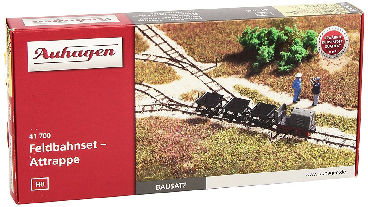 Auhagen 41700 Narrow Gauge Railway Set Replica Modelling Kit