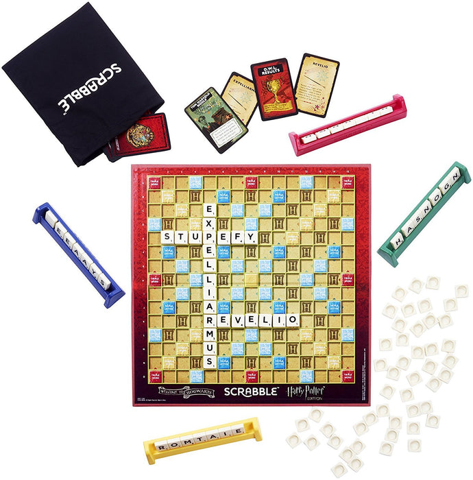 Scrabble DPR77 Harry Potter Edition Game
