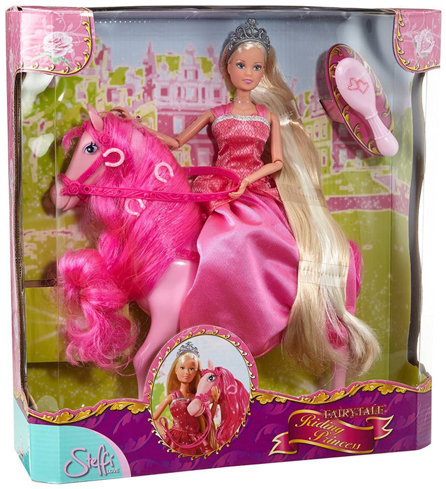 Simba Smoby 29cm Steffi Love Fairytale Riding Princess Doll