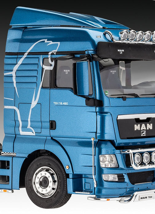 Revell 07426 - Model Kit 1: 24 Scale Man TGX XLX
