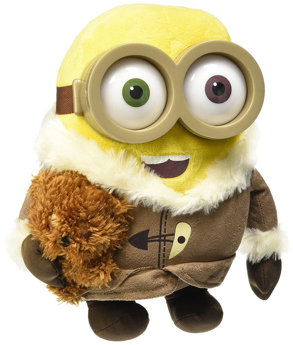 Ice Village Bob With Bear Minions Soft Toy 26cm