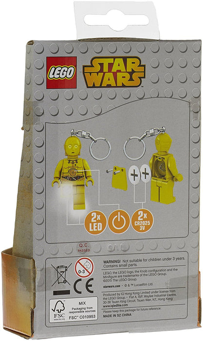 LEGO C3-PO Key Light