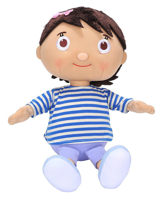 KD Toys LB8148 Little Baby Bum Mia Musical Plush Toy