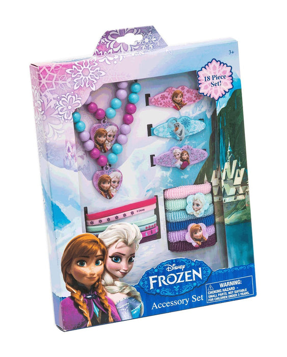 Joy Toy 755063 Disney Frozen Jewellery and Hair Accessory Set in Gift Wrap