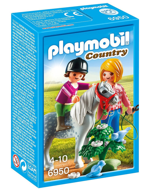 Playmobil 6950 Country Pony Walk