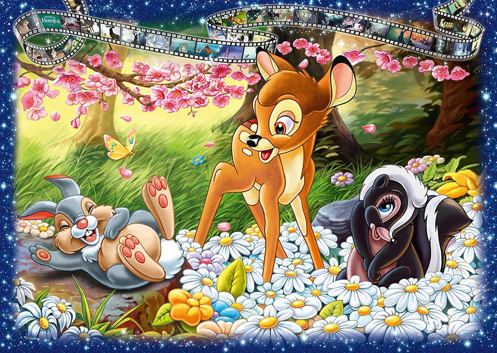 Ravensburger Disney Collector's Edition Bambi 1000pc Jigsaw Puzzle