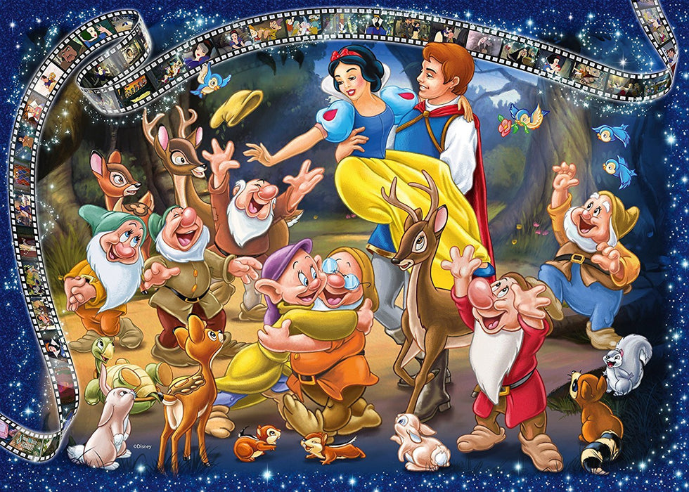 Ravensburger Disney Snow White Collectors Edition 1000pc Jigsaw Puzzle