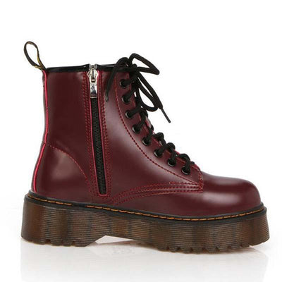 Lenox Leather Boots