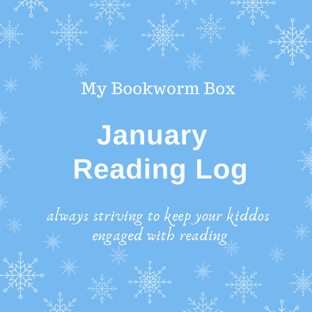 January 2020 Reading Log