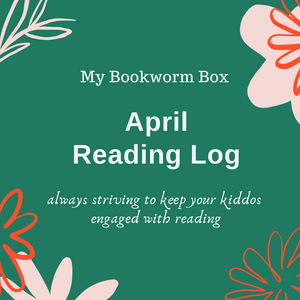 April Reading Log