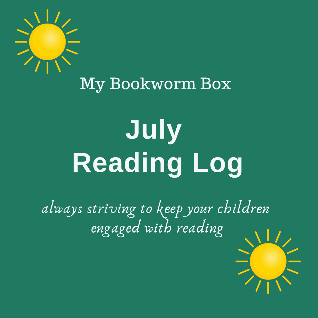 July Reading Log