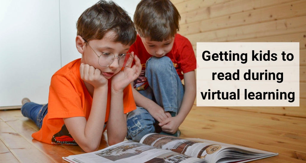 Ways to Encourage Reading During Distance Learning