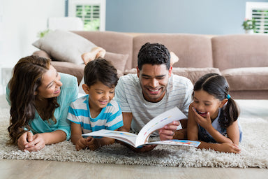 5 Ways to Make Reading Fun for your Children