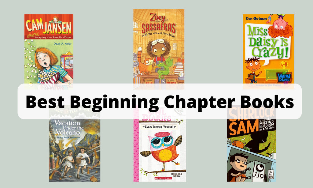 Great beginning chapter book series