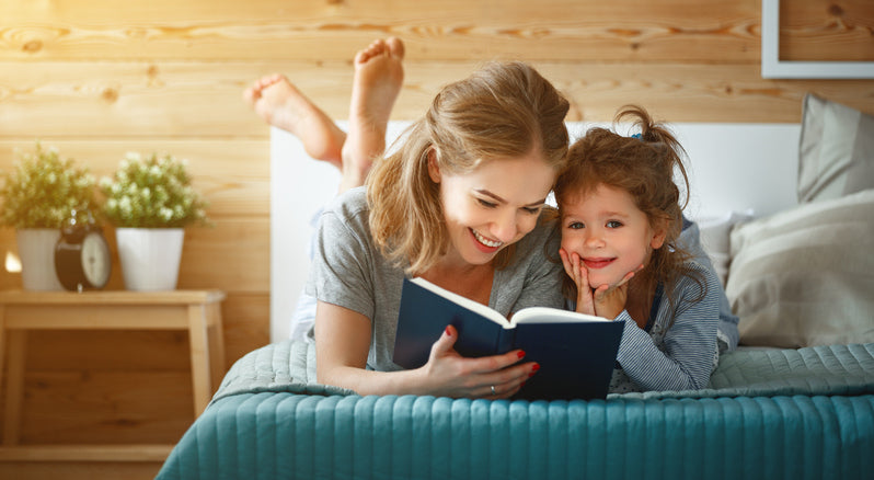5 Ways to Make Reading Fun for Toddlers