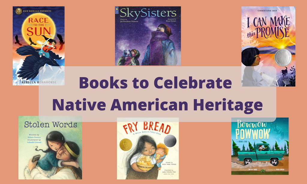 Books to Celebrate Native American Heritage Month