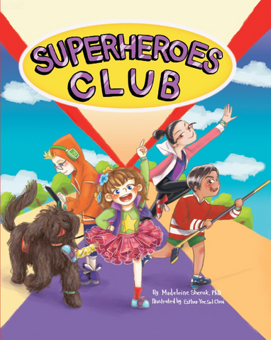 Superheros Club