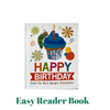easy reader book included with My Bookworm Box kids book club reading subscription