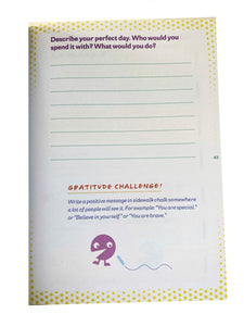 Today is Great - A Daily Gratitude Journal for Kids