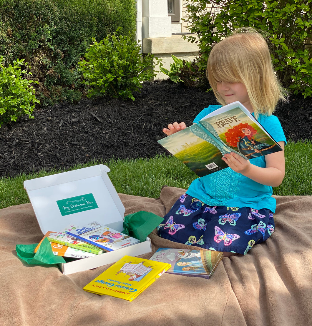 Summer Reading Subscription - Easy Readers