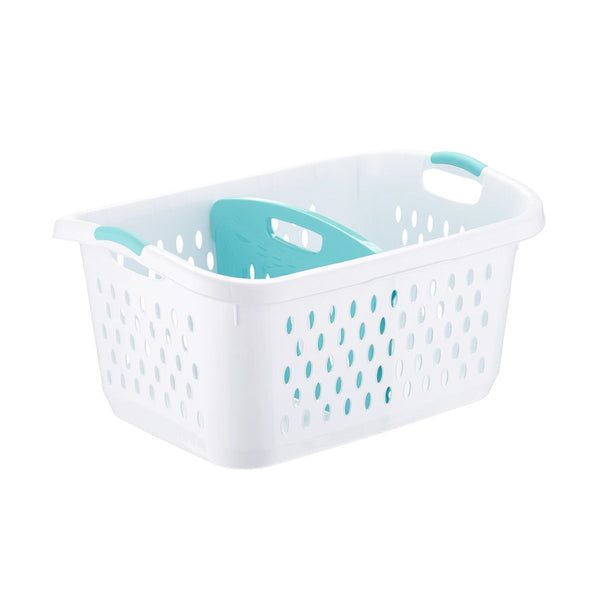 Sterilite Divided Laundry Basket