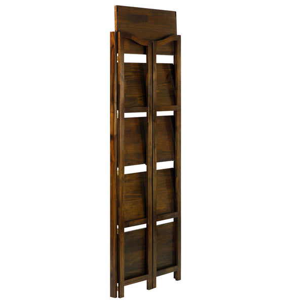Casual Home Stratford 5-Shelf Folding Bookcase