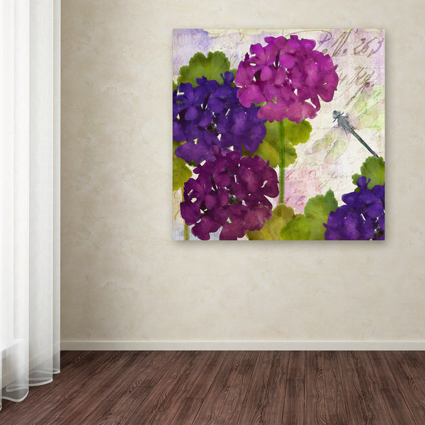 Trademark Fine Art Gaia II Canvas Wall Art