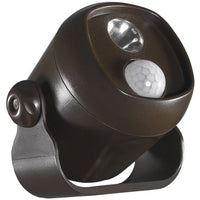 Acclaim Lighting Motion-activated Led Mini Spotlight (bronze)
