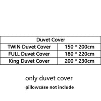 1pcs Comfort Solid Color Bedding Cover Plain Duvet Cover Quilt Cover Twin Full & King Size