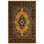 La Rugs Home Living Room Area Rug Multi-color Cosmos 4'x6'- 1296/19-0406