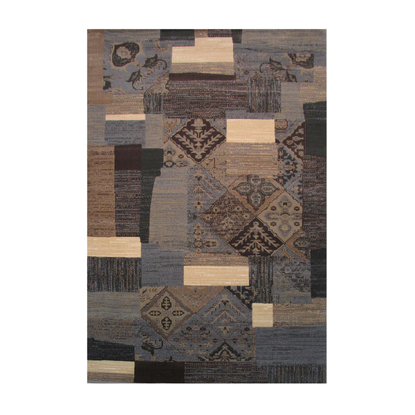 Larugs PALAZZO Home Decorative multi-color Rug- NEW - 4352-90-7310