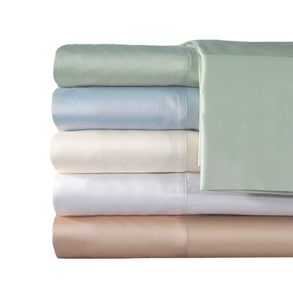 300Tc Solid Sheet Set Twin Taupe
