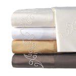 800Tc Solid Sheet Set D.King Espresso