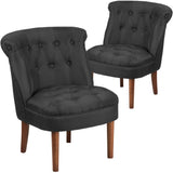 2 Pk. HERCULES Kenley Series Tufted Chair