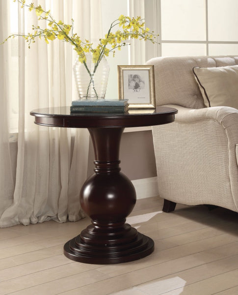 Alyx Accent Table, Espresso