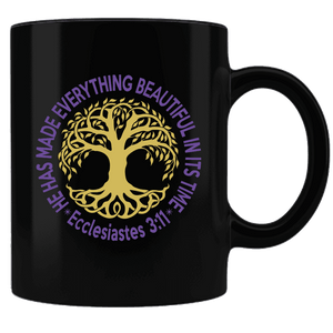 """Tree of Life"" Premium Coffee Mug"