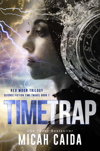 Time Trap: Red Moon book 1 - FREE (limited time)