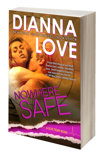 Nowhere Safe: Slye Temp book 1
