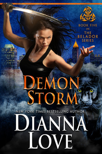 Demon Storm: Belador book 5