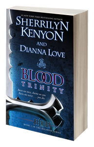 Blood Trinity: Belador Book 1