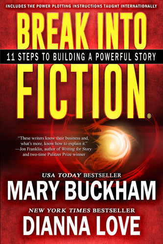 Break Into Fiction ebook on sale - $3.99 Summer 2020