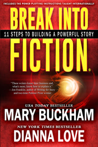 Break Into Fiction ebook on sale for Fall 2020