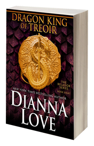 Dragon King Of Treoir: Belador book 8