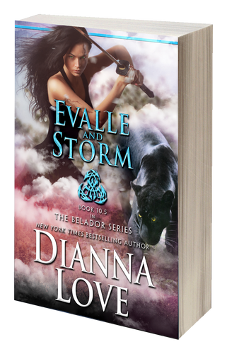 Evalle and Storm: Belador Book 10.5